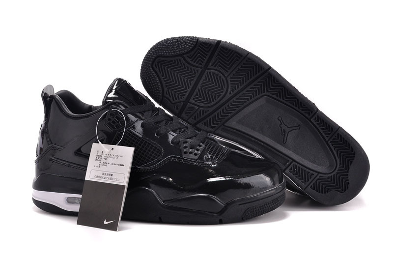 2015 Air Jordan 11Lab4 Black Patent Leather For Sale