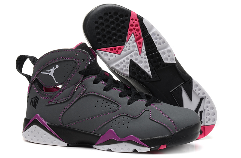 2015 Air Jordan 7 GS Valentines Day