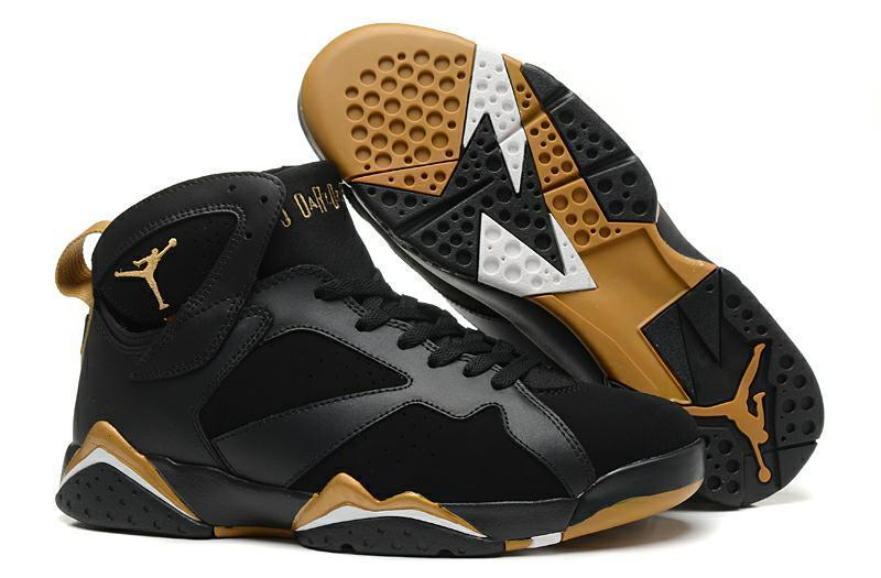 2015 Air Jordan 7 Golden Moments Pack