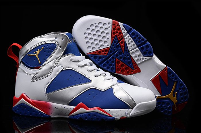 2016 Air Jordan 7 Retro Olympic Tinker Alternate Shoes