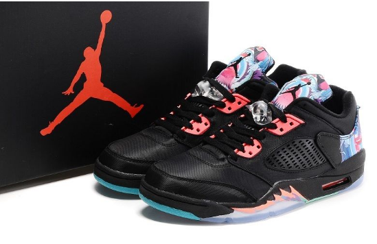 2017 Air Jordan 5 Low Chinese New Year Shoes