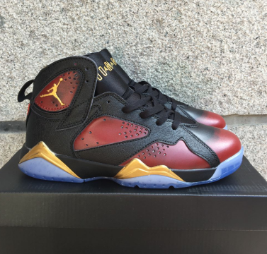 2017 Air Jordan 7 Doernbecher Shoes