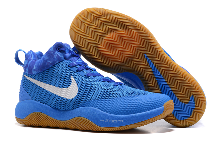 2017 Men Nike Hyperrev 2017 Blue Gum Sole Shoes