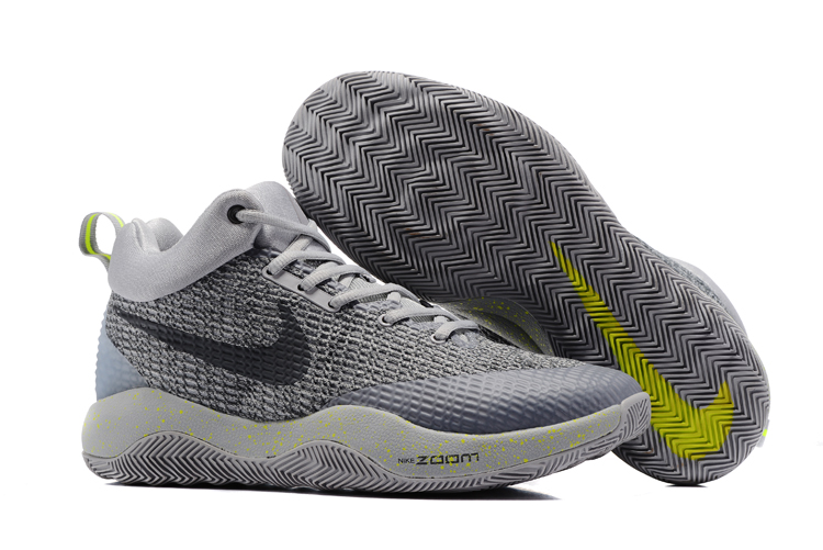 2017 Men Nike Hyperrev 2017 Grey Black Shoes
