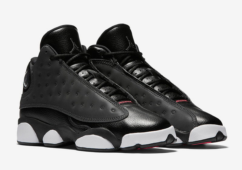 2017 Air Jordan 13 Hyper Pink 3M Reflective Shoes