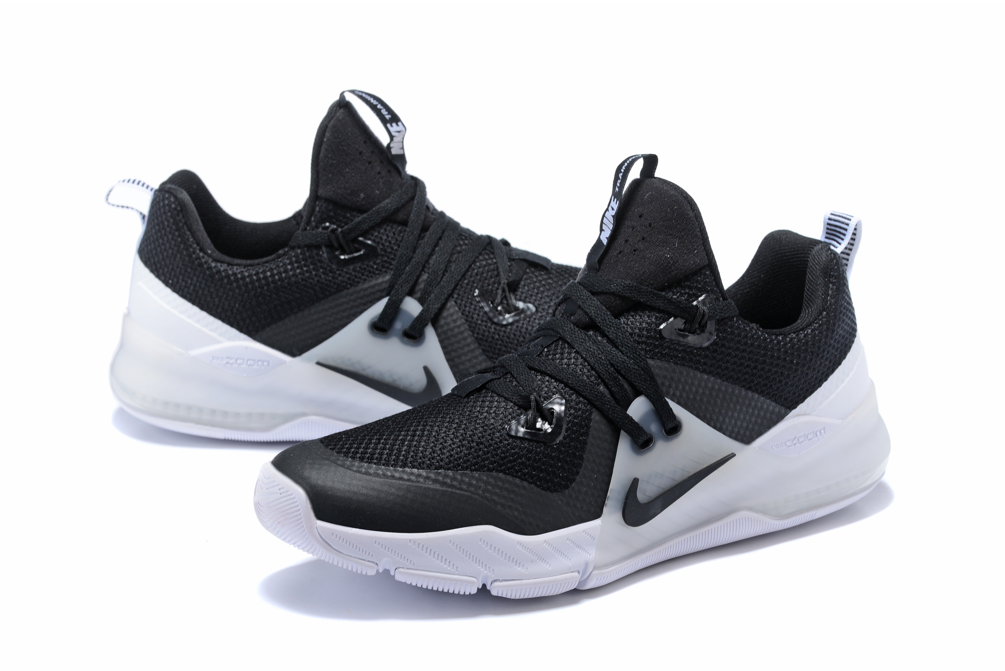2017 Nike Air Zoom 2 Black White Shoes