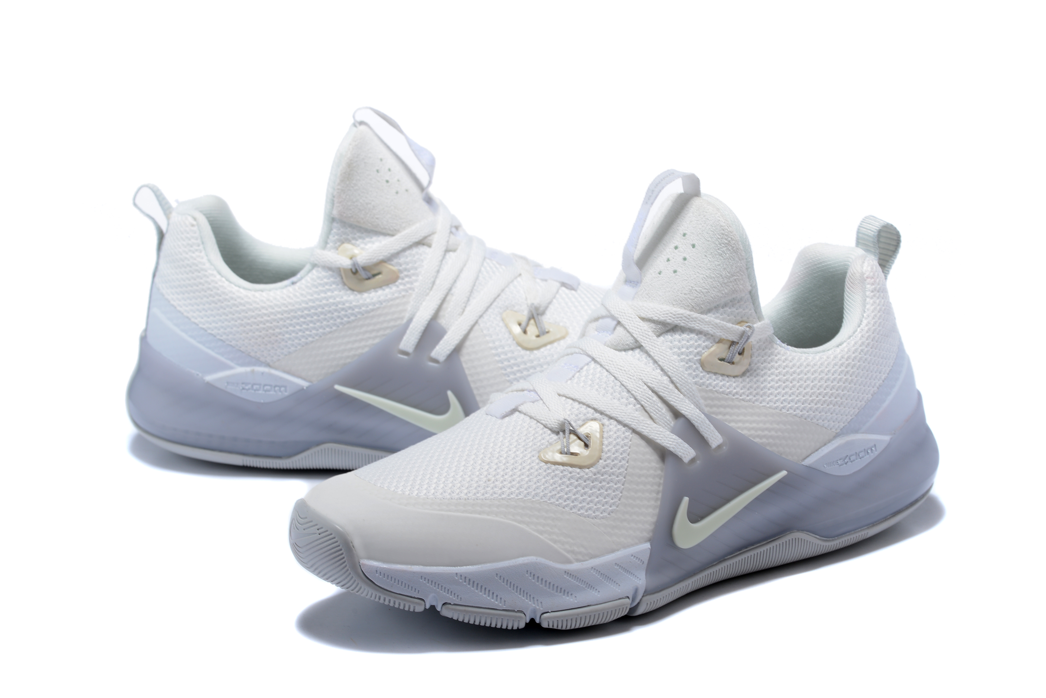 2017 Nike Air Zoom 2 White Grey Shoes