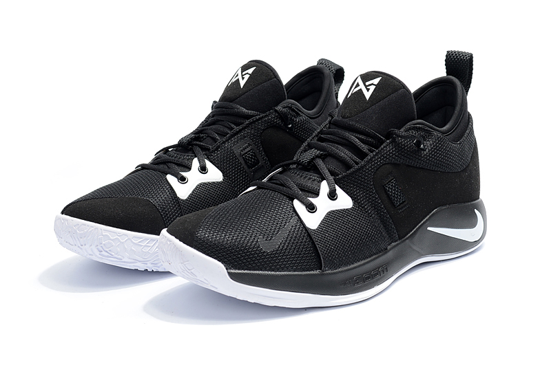2018 Men Nike PG 2 Black Shoes
