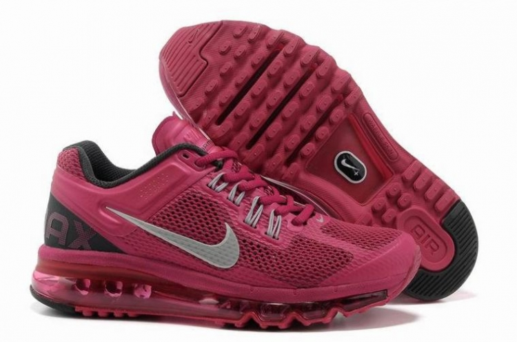 Air Max 2013 Women's Wine Red/Silver M21068