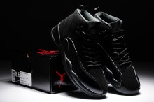 Air Jordan 12 Retro OVO All Black Cheap 1 220x146