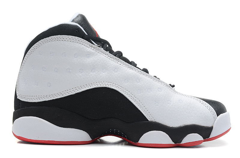Air Jordan 13 Retro He Got Game White True Red Black