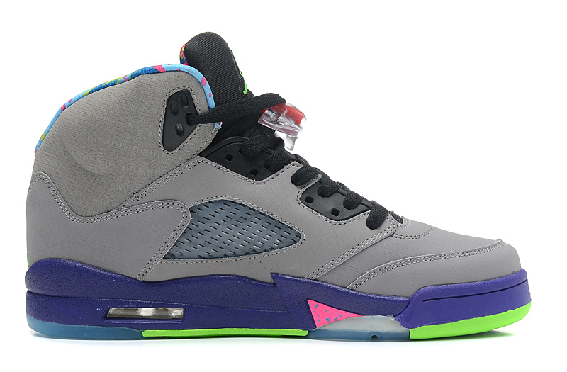 Air Jordan 5 Retro Bel Air Cool Grey Club Pink Court Purple Game Royal For Sale
