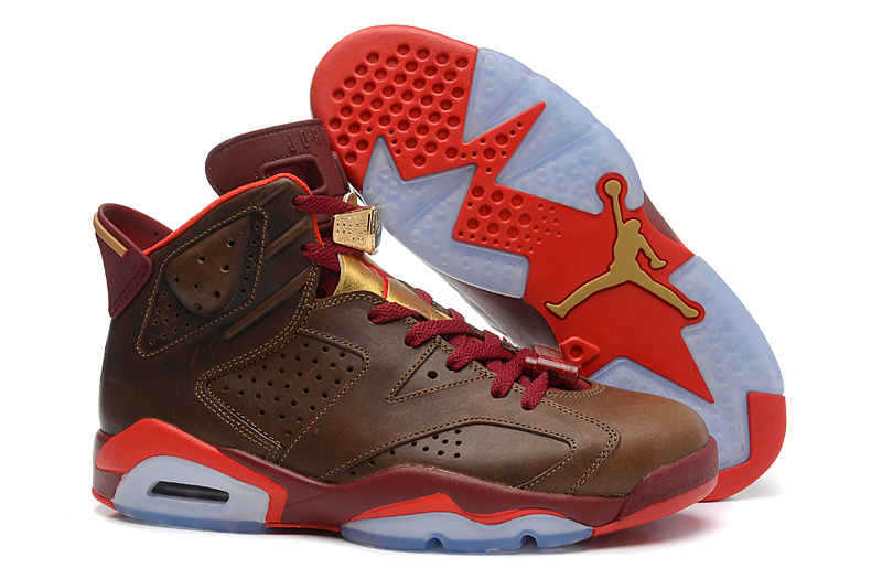 Air Jordan 6 VI Retro Championship Cigar