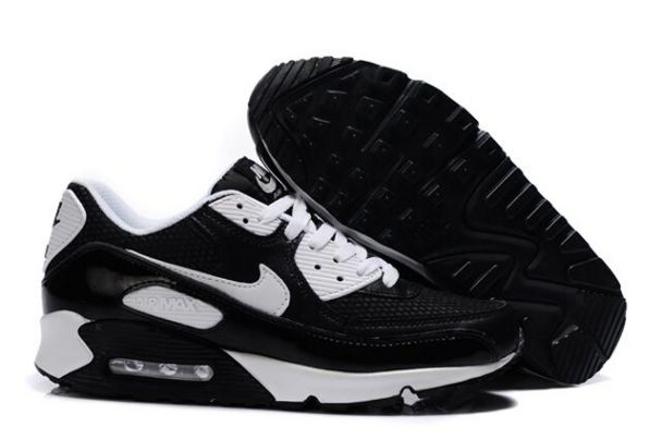 Nike Air Max 90 Shoes Black White M9F120