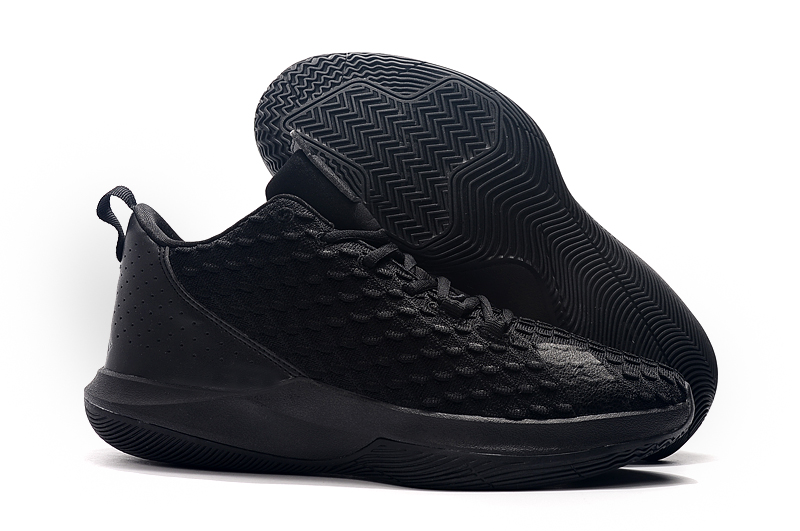 Jordan CP3 12 All Black Shoes
