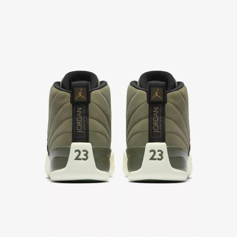 Jordan Shoes 12 Army Green For Sale