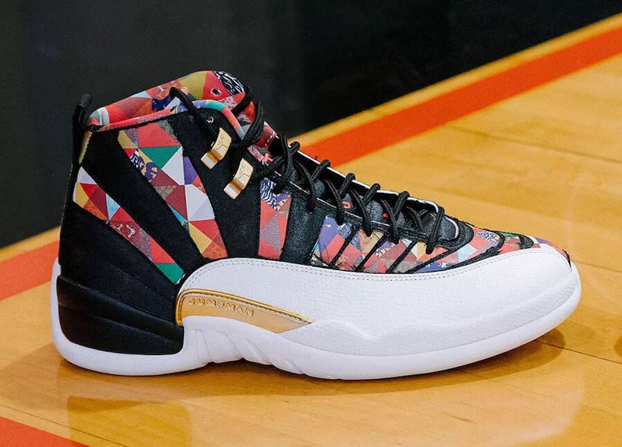 Jordan Shoes 12 Chinese Pig Year For Cheap