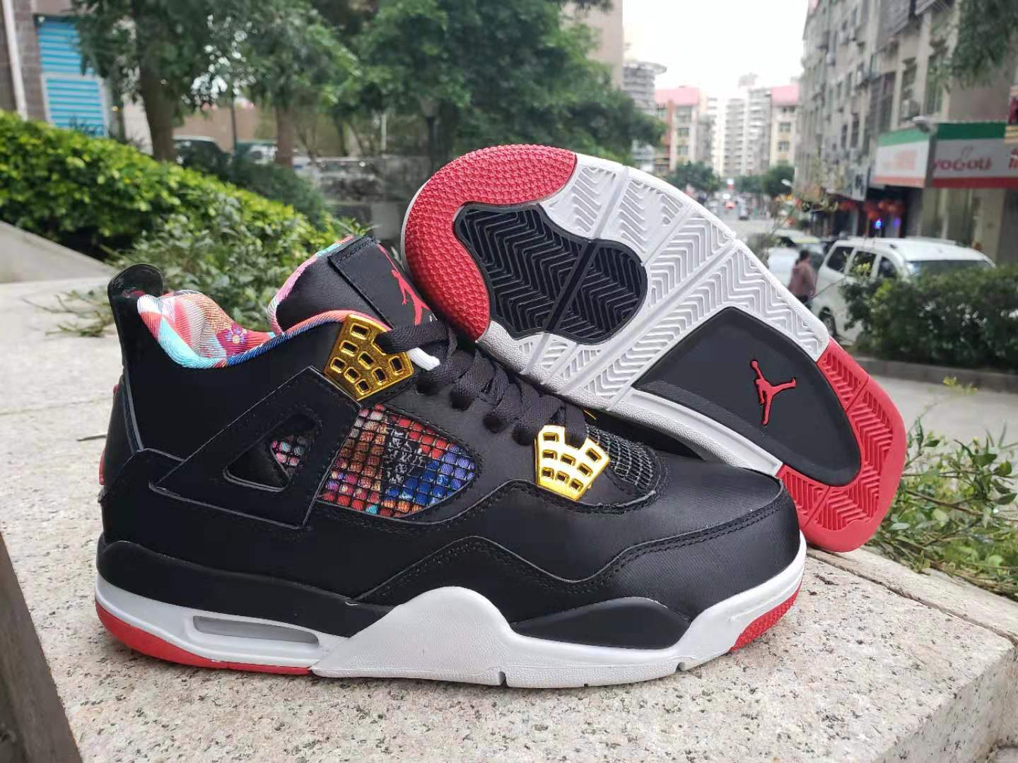Jordan Shoes 4 Chinese Pig Year For Cheap