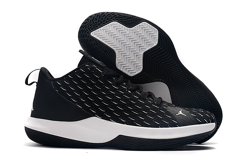 Jordan Shoes CP3 12 Black White For Sale