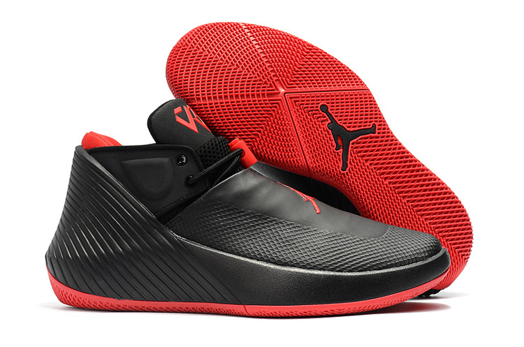 Jordan Westbrook 1 Black Red For Sale