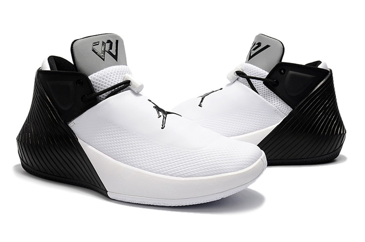 Jordan Westbrook 1 White Black For Sale