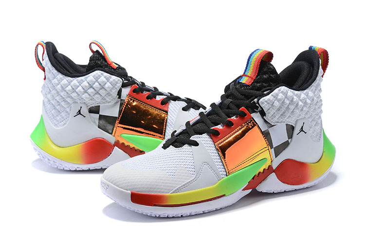 Jordan Westbrook 2 Rainbow For Cheap