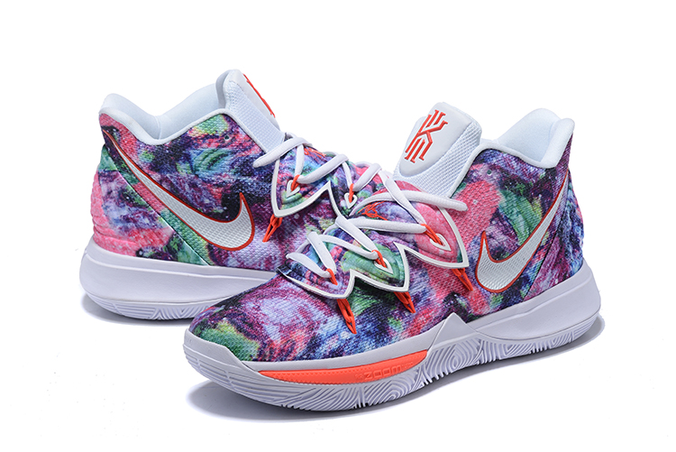 Kids Nike Kyrie 5 Sky Shoes