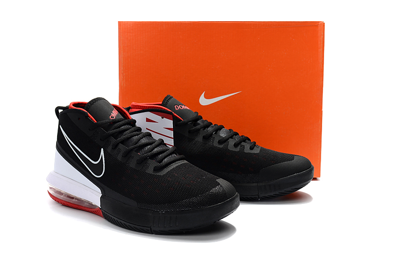 Men 2018 NIKE AIR MAX DOMINATE EP Black White Red Shoes