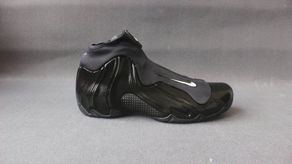 Men Nike Air FlightPosite All Black