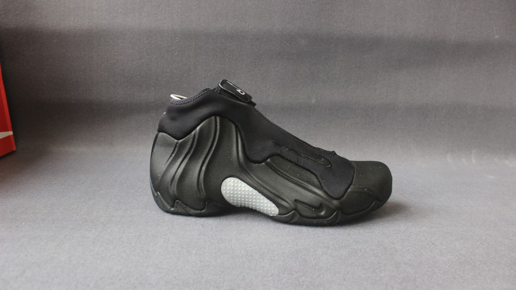 Men Nike Air FlightPosite Black White