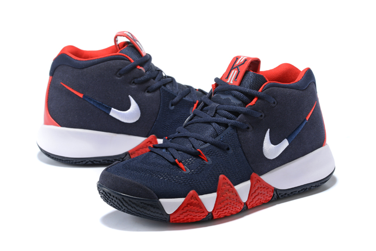 Men Nike Kyrie Irving 4 USA Team Shoes