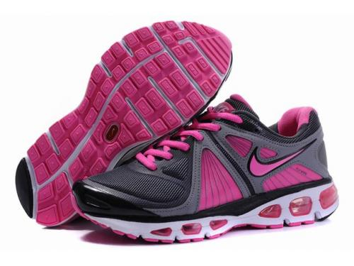 Womens Nike Air Max 2010 Trainers Pink/Black