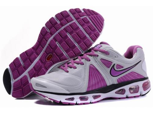 Womens Nike Air Max 2010 Trainers Purple/Grey