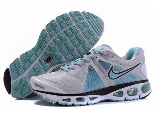 Womens Nike Air Max 2010 Trainers Lightgreen/Grey