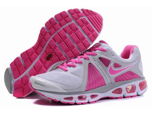 Womens Nike Air Max 2010 Trainers Pink/Grey