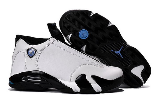 New Air Jordan 14 Oxidized Green White Black Oxidized Green Legend Blue Metallic Silver Shoes