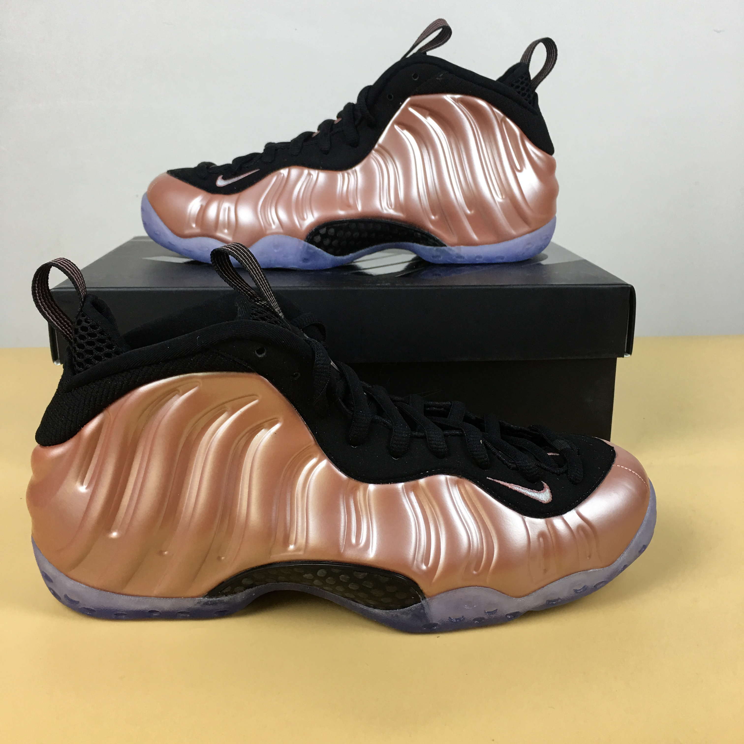 "New Men Nike Air Foamposite One ""Elemental Rose""Shoes"