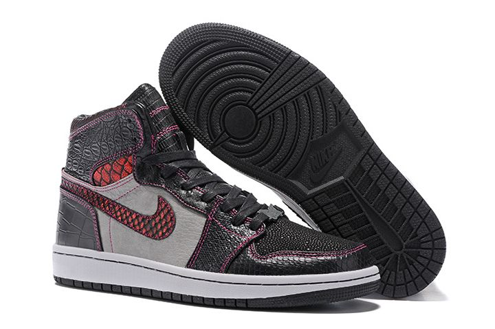 New Air Jordan 1 Brooklyn Zoo By PMK Customs Shoes