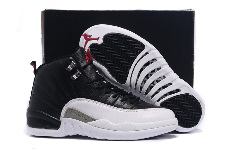 New Air Jordan 12 Playoff Shoes