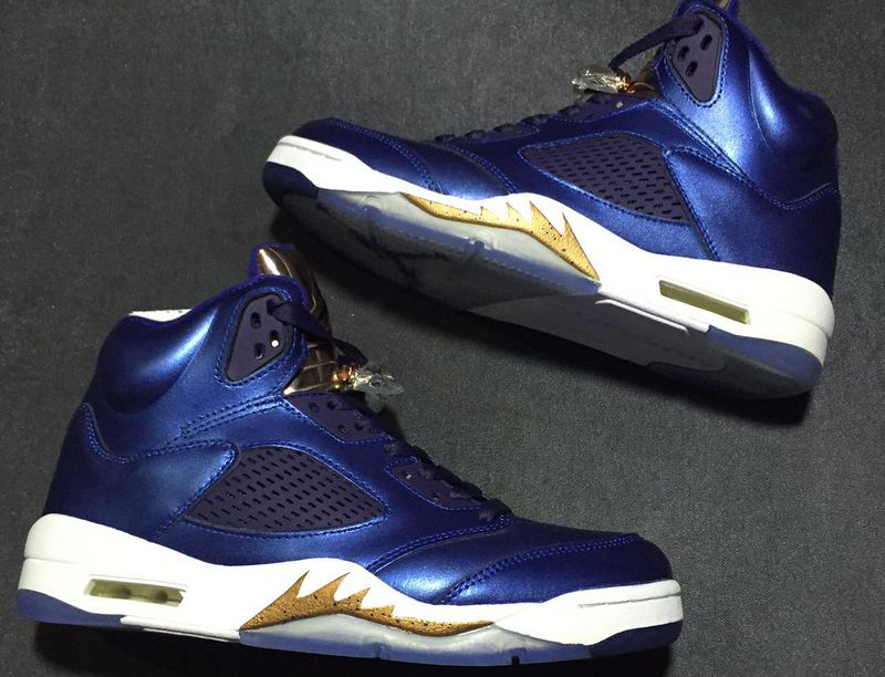 New Air Jordan 5 Retro Bronze Shoes