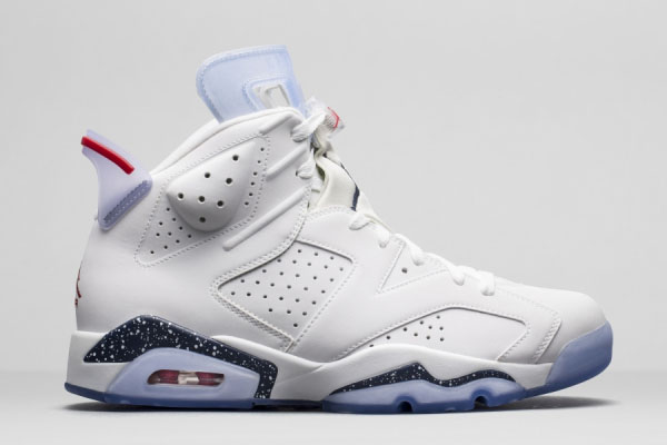 New Air Jordan 6 First Championship 2015
