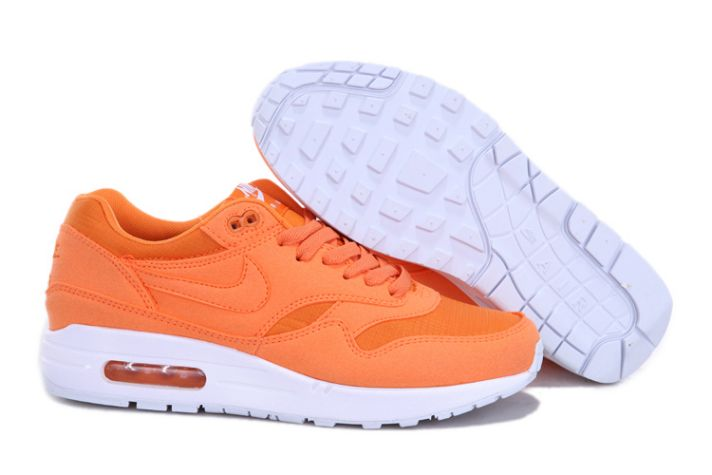 Nike Air Max 1 New Man Orange/White M1H010