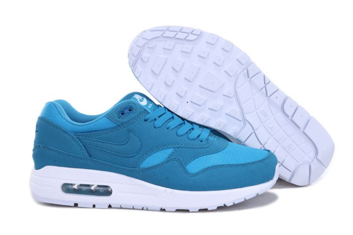 Nike Air Max 1 New Man RoralBleu/White M1H016