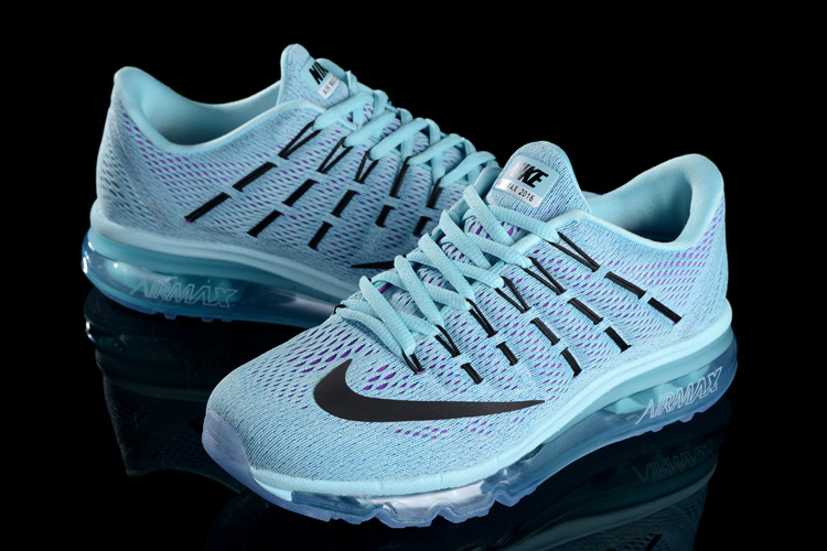Nike Air Max 2017 Jade Blue Black Shoes For Women