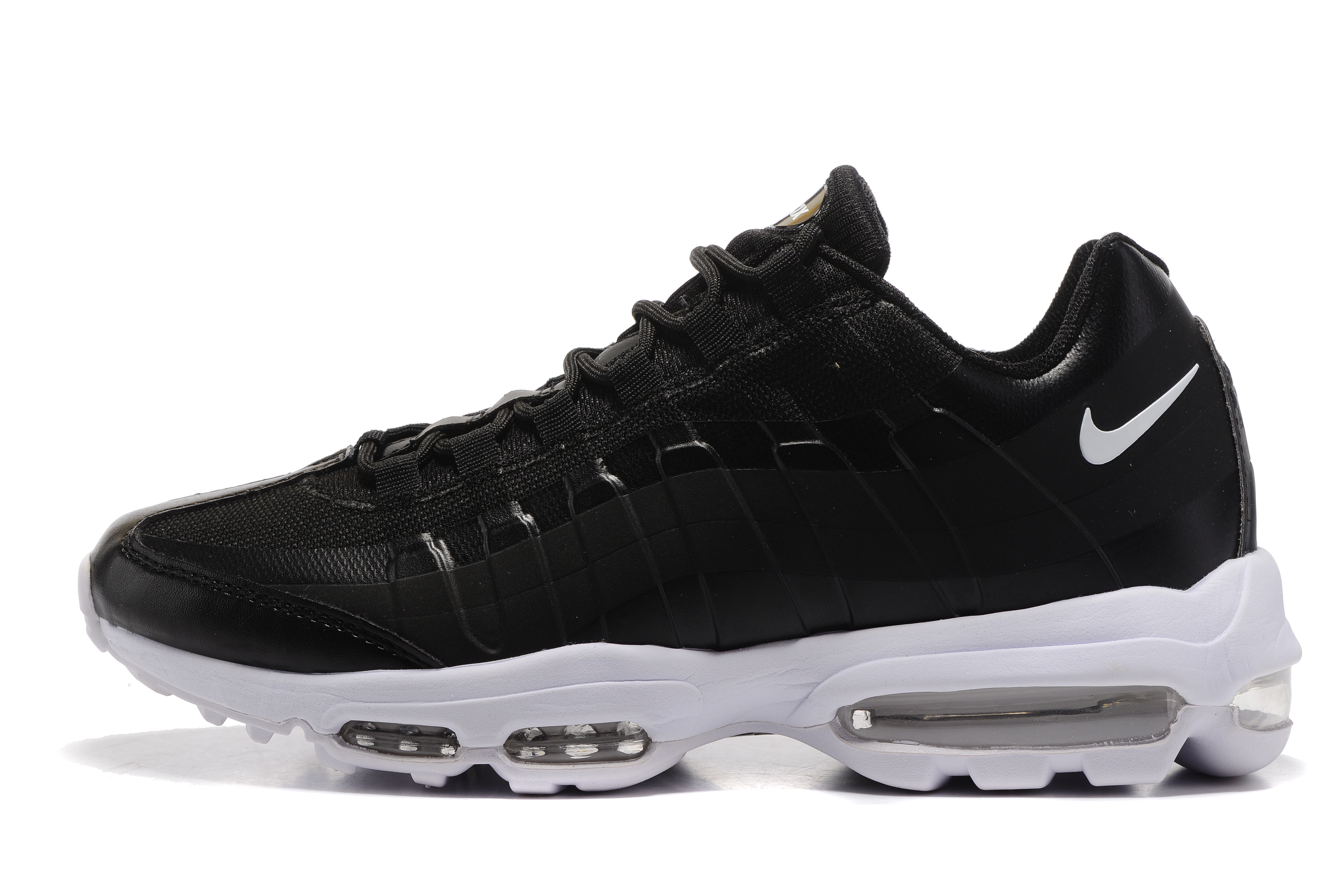 2017 Nike Air Max 95 Black White