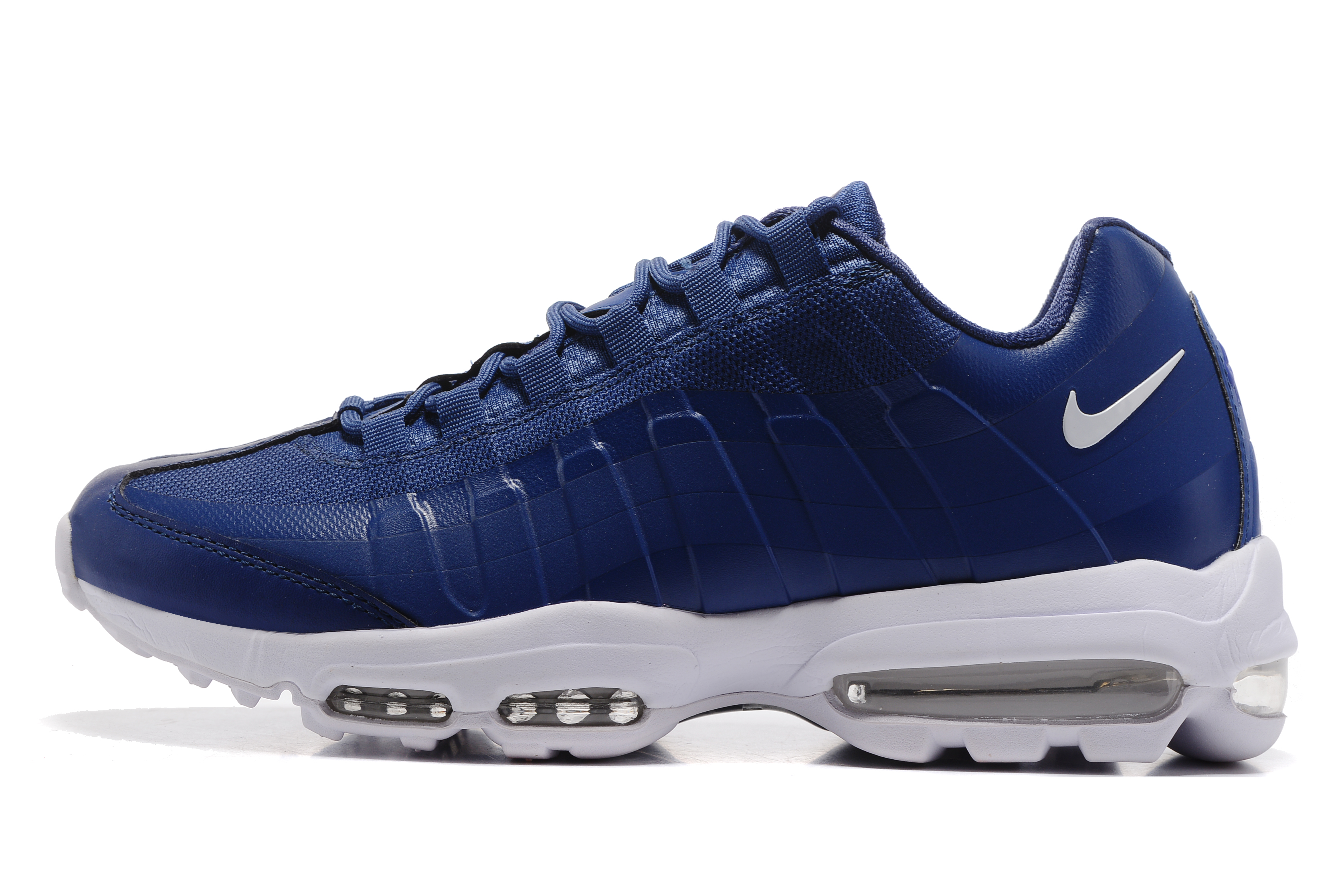 2017 Nike Air Max 95 Blue White
