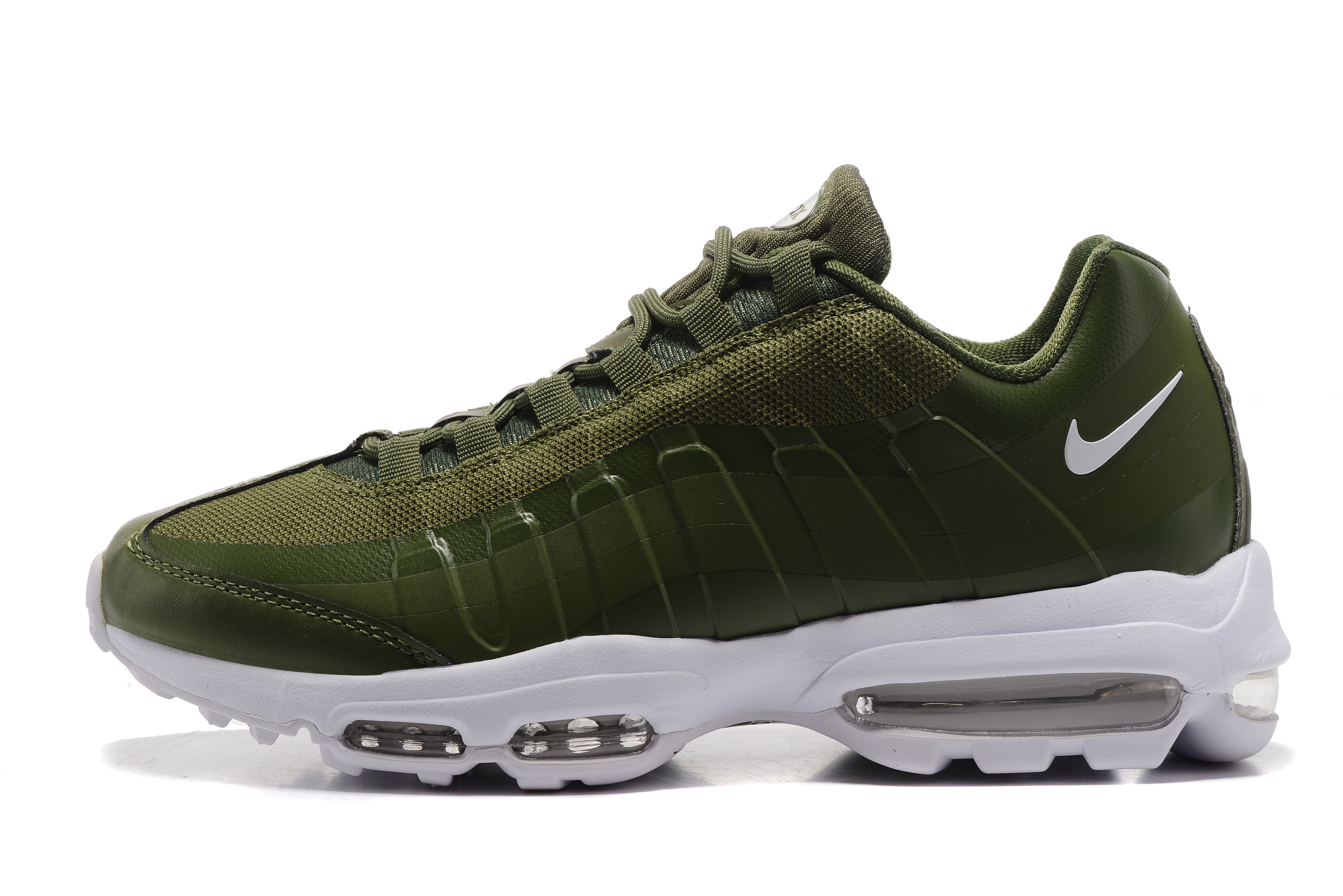 2017 Nike Air Max 95 Green White