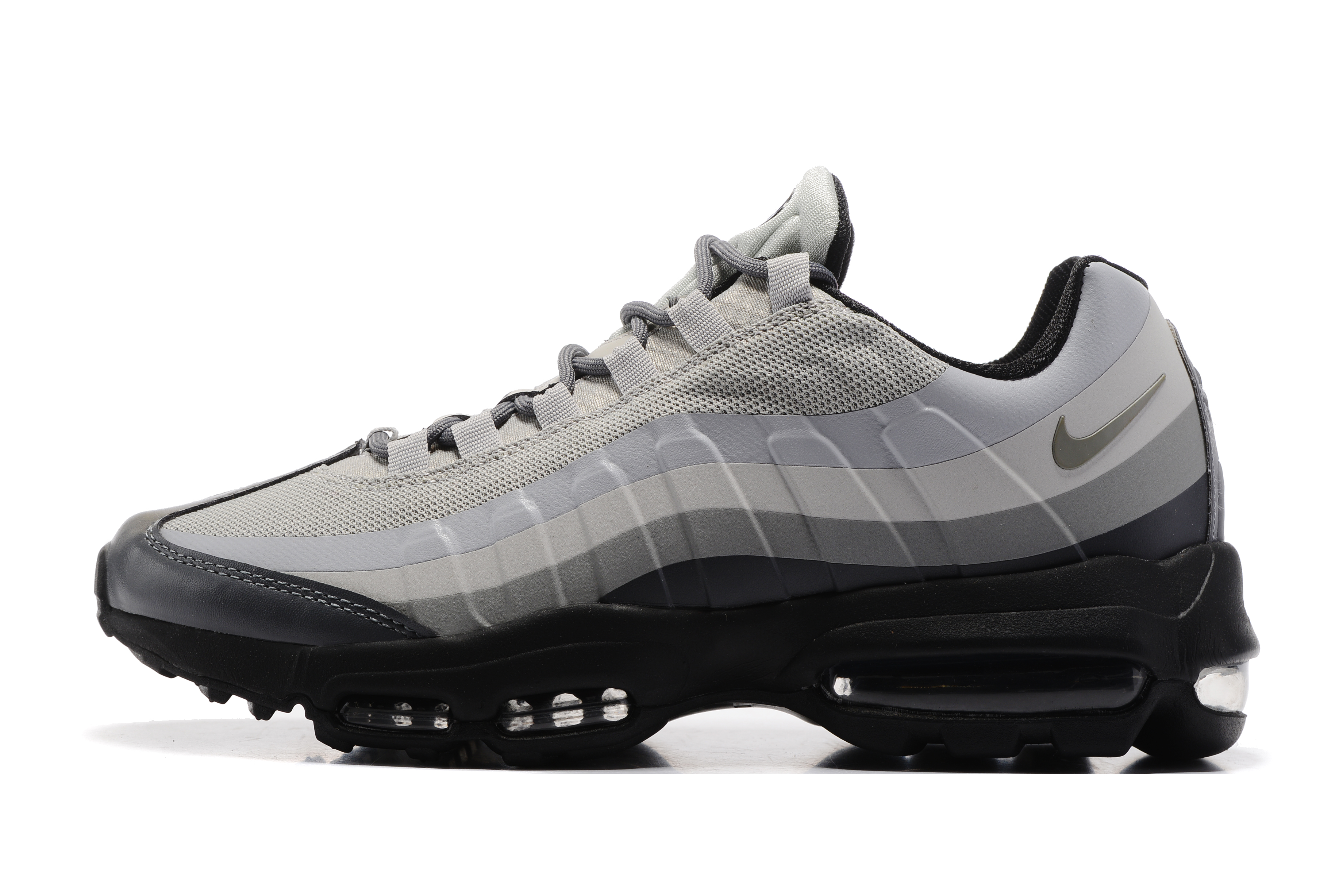 2017 Nike Air Max 95 Grey Black