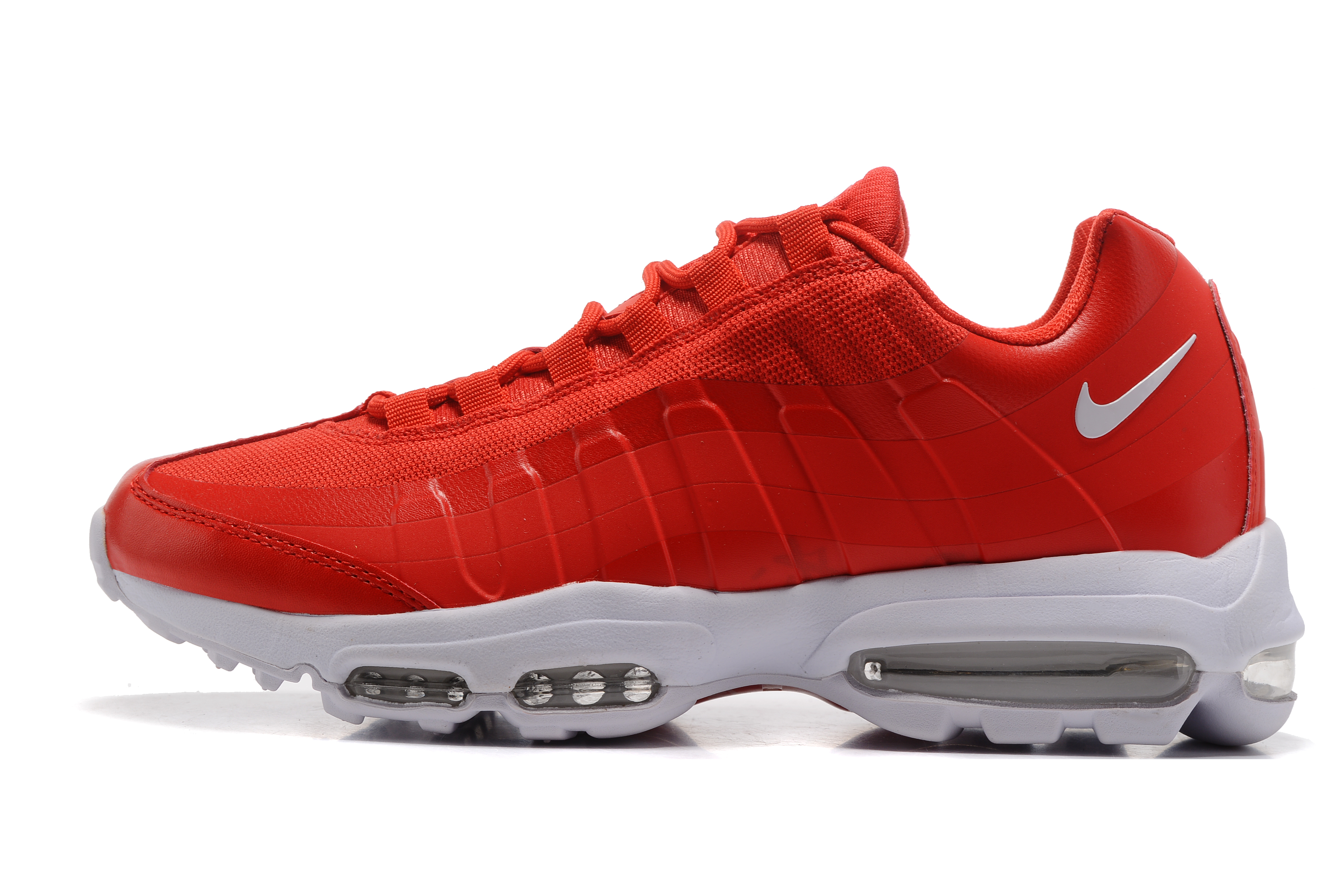 2017 Nike Air Max 95 Red White