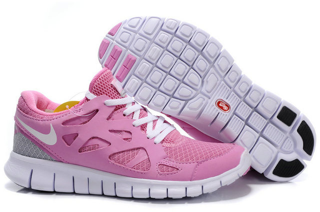 Clearly 2014 Nike Free Run + 2 + Female R Rose 2382